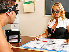 Busty Babes, Brazzers Porn Teaching Billy's bad behavior