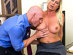 Big Tits w. Dildo, Brazzers I Can Fuck My Way from it