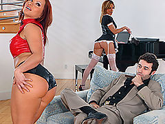 Busty Babes, Brazzers Video The Finest Imported German Ass