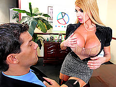 Bouncing Boobs, Brazzers Free Merging My Big Tits
