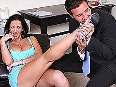 Bouncing Boobs, Brazzers Video Jayden Jaymes