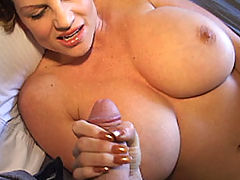 Busty Girls, I had just gotten out of my shower and I was so horny. I was lathering up my breasts and I was turning myself on so much. I quickly got out and toweled off. Completely naked I lay upon my bed and got out my powerful massager. I placed it directly on my...
