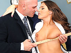 Busty Babes, Brazzers Porn A Rumor That Goes Around, Cums Around...On Your Tits