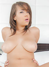 Office Pics: Cassidy Banks Topless Pics