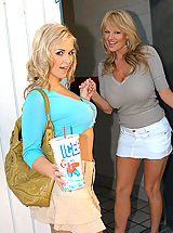 Kelly Madison, Sarah Vandella and Kelly Madison 2