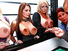 Brazzers Video COP SQUAD: Magnificent Bust