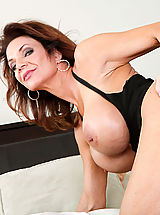 Naughty America, Deauxma pays for her son's friend's education and gets compensated for it