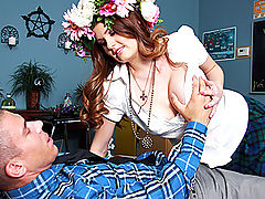 Asian Boobs, Brazzers Free Spring Dusts Of lust