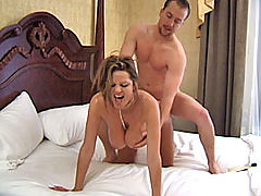 What happens when you get two incredibly horny people together in a strange hotel room with a bottle of massage oil? A Fucking Great Time, that's what you get! And that we did. It was so much fun pouring oil all over each other's hot bodies...