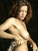 Bouncing Boobs, WoW nude keemly medieval body washing