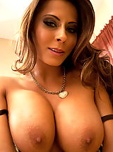 Bouncing Boobs, Madison Ivy