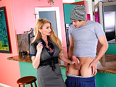Bigtits Officesex, Taylor Wane & Xander Corvus as Sexy Teacher