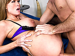 Bouncing Boobs, Brazzers Porn One Hell Of A Commission