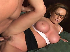 Hard Nipples, Rebecca Bardoux in Fucking Hot Moms