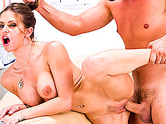 Busty Babes, Brazzers Videos Anxious Titties