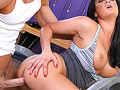 Busty Vintage, Brazzers Videos Let's get Physical