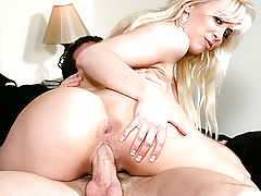 Fat Busty Movies, Hardcore Explicit Scene with Karlie Simon