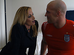 Bigtits Officesex, Jennifer Steele & Christian as Sexy Teacher