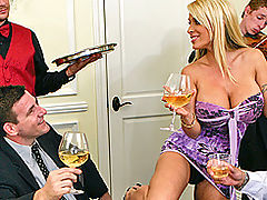 Busty Babes, Brazzers Video The Secrets of Marital Sucksess