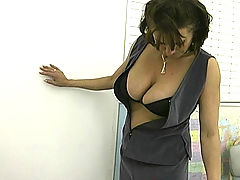 Huge Tits, Candy Vegas as Sexy Teacher
