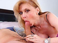 Milf Vids: Nina Hartley & Anthony Rosano in Fucking Hot Moms