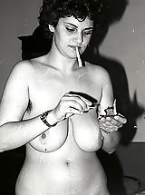 Busty Vintage, Forefathers Sex