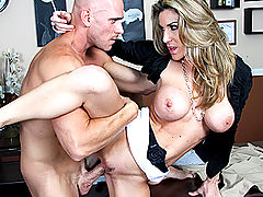 Bouncing Boobs, Brazzers Porn Air ConTiTioning