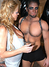 Busty Teen, Kelly Madison and Alexis Texas are divine sluts that need their angelic pussies dirtied with cock and cum.
