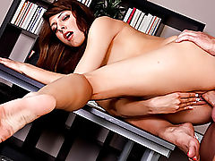 Babes Vids: Raunchy Explicit Scene starring Lexi Bloom