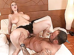 Babes Vids: See busty Terry Nova riding & tit fucking a cock