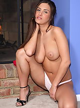 nice boobs, andie valentino 05 big breasts shaved pussy