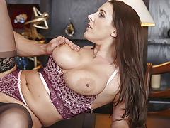 Naughty America, Angela White