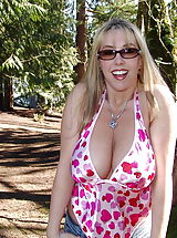 Busty Housewives, Wifey Lake Side