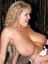 tits nice, Kelly is in a mid-evil times and pleases her majesty by taking his royal cock in her pussy.