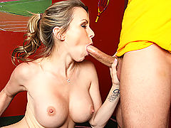 Busty Babes, Brazzers Video The Tie Breaker Tit Shaker