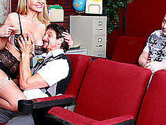 Big Tits Fetish, Brazzers Oral Exam