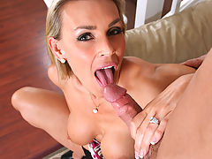 Busty Mature, Tanya Tate & Alan Stafford in Fucking Hot Moms